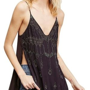 NWT Free People Dancing in the Moonlight top